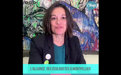 L'interview décalée de Coralie Mantion candidate aux élections municipales 2020 à Montpellier